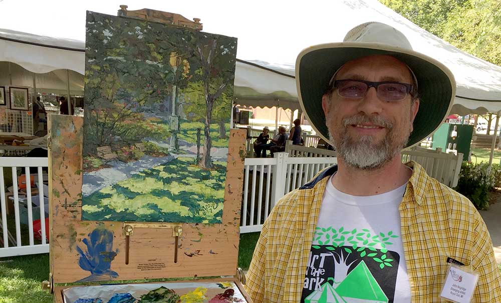 2017 Paint Dexter Plein Air Festival – the Conclusion