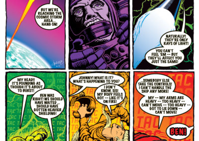 Fantastic Four #1 page